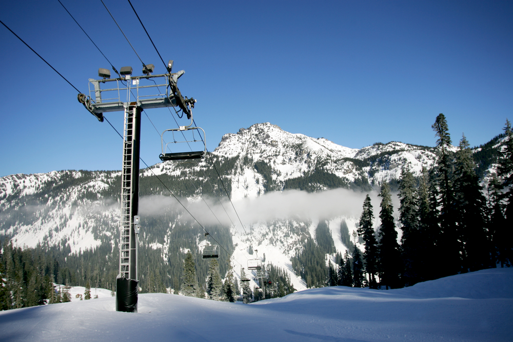 Summit at Snoqualmie Ski and Snowboard Area