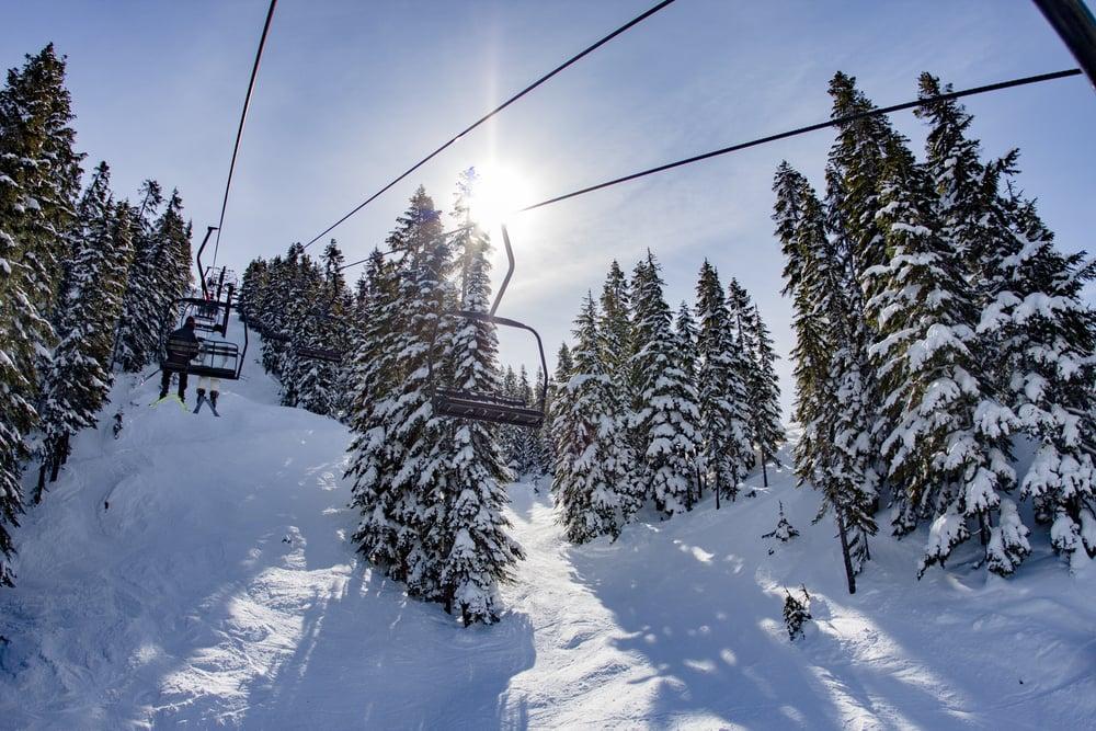Stevens Pass Ski Area Guide Evo